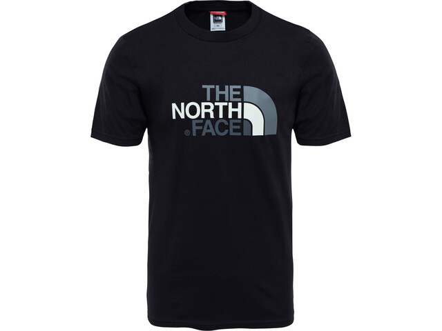 The North Face Easy Camiseta Manga Corta Hombre, tnf black